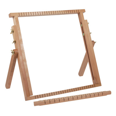 Milward Beech Wood Extendable Weaving Loom 40-61cm