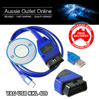USB DIAGNOSTIC CABLE Vag-Com 17 1 3 Hex+Can Usb Vcds For Audi Vw