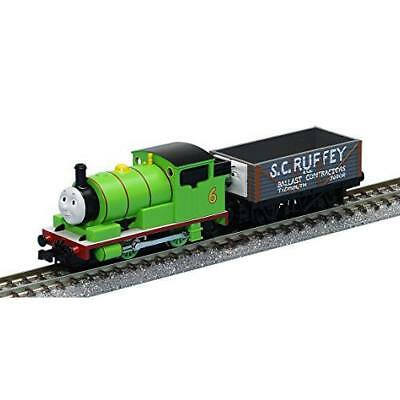 Tomix 93811 Thomas Tank Engine & Friends Percy 2 Cars Set N Scale FedEx Ship