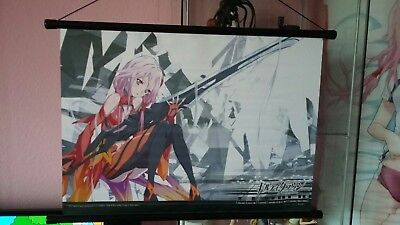 Guilty Crown - Inori Yuzuriha Tapestry Wallscroll Movic Japanimport Stoffposter