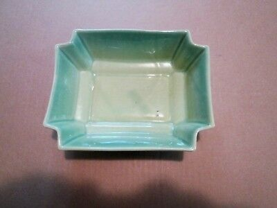 Beauceware Pottery Quebec Rectangle Dish. #496