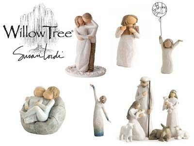 Willow Tree Love Healing Friendship Caring Collection Figurine Figures Ornaments