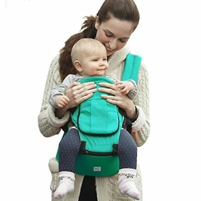 Baby Steps ERGONOMIC 6-IN-1 BABY CARRIER WITH HIP SEAT 3 to 36 months up to 44lb