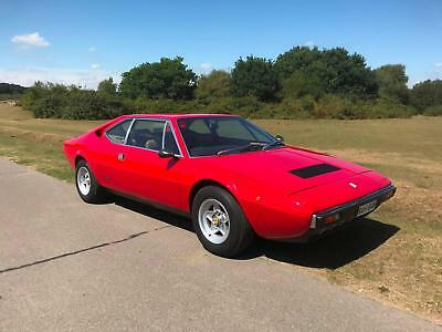 Ferrari Dino 308 GT4 Only 44000 Miles From New 1980
