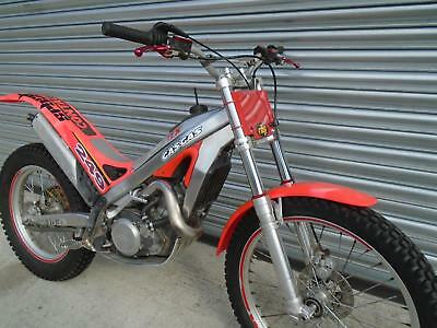Gas Gas JTX 250 Trials bike