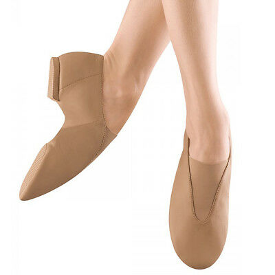 Bloch Women's Tan Super Jazz Shoes - 8.5