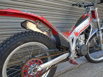Beta Techno 250 Trials bike