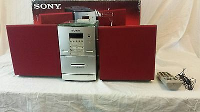 Sony Cmt-Ed1A Designer Hi-Fi Component System