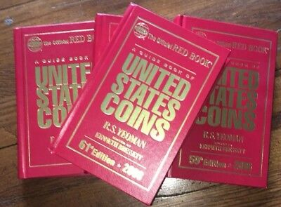 2018 Official Red Book of United States Coins - Large Print by Whitman