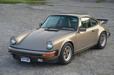 Porsche 911 SC  ONE of FOUR HUNDRED TRIBUTE WEISSACH EDITION SC COUPE