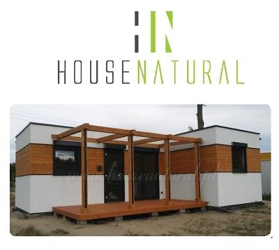 Prefab Modular Home Container Fully Furnished And Ready 370sqft(35m2)