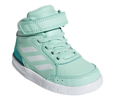 Adidas Girls Shoes Baby Kid Boots Running Altasport Mid Infants Lifestyle AH2550