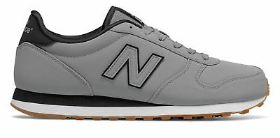 New Balance Men's 311 Shoes Grey with Black
