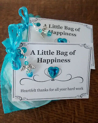 little bag of happiness heartfelt thanks thank you gift for carers