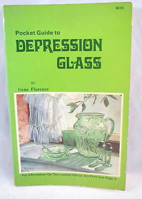 Pocket Guide to Depression Glass by Gene Florence