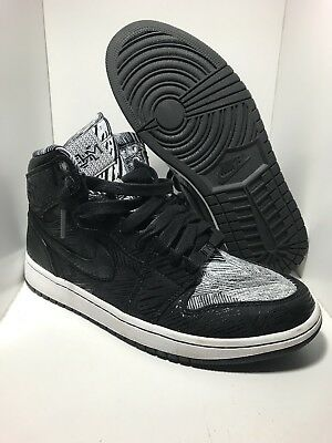 premium selection c14e6 d0928 Nike Air Jordan I Retro 1 High BHM OG BLACK HISTORY MONTH WHITE 579591-010