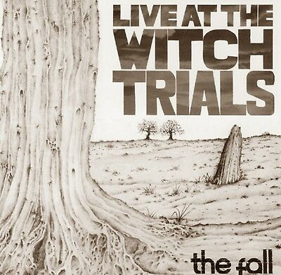 The Fall Live At Witch Trials Turning Point Records Verpackt 180 Gramm Vinyl LP