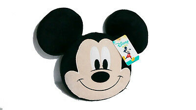 Disney Mickey Mouse Toddler Decorative Pillow - See details