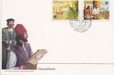 Portugal Stamp FDC 1989