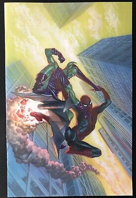 Amazing Spider-Man 798 Alex Ross 1:100 Virgin Variant Red Goblin Nm