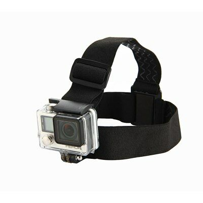 Camera Fixed Strap Holder Headband Chest Strap 2 Types Adjustable Fix for GoPro