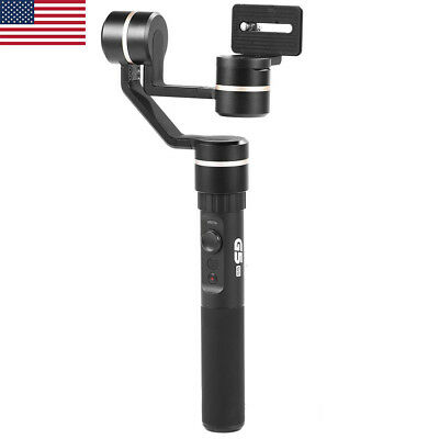 Feiyu Tech G5GS 3 Axis Handheld Stabilizer 360° Rotation Gimbal for DSLR Camera