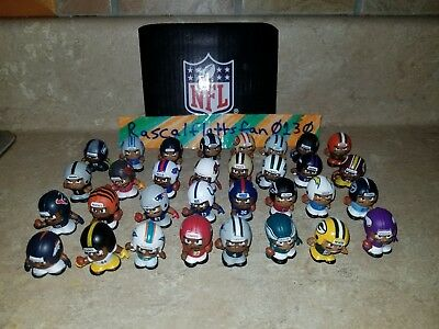 2018 Nfl Teenymates Series 7 Football - Pick Your Football Team Figure New New!!