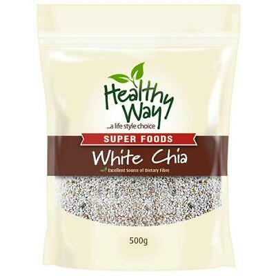 Healthy Way White Chia 500g