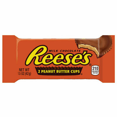 Reeses Peanut Butter 2 Cups 42g