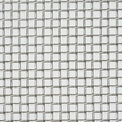 5xStainless  Wire Mesh Pad - Aquarium Fish Tank Plants / Moss Silver New  ujkl