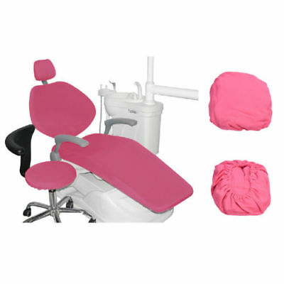 Dental Chair Unit Cover Sleeves  Headrest Seat Stool Protector 6 Colors