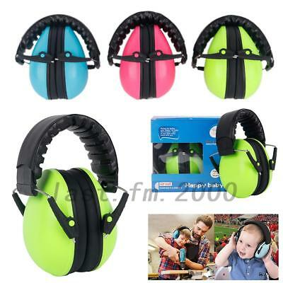 Kids Babies Children Defenders Racing Noise Festival Ear Muffs Music Shows