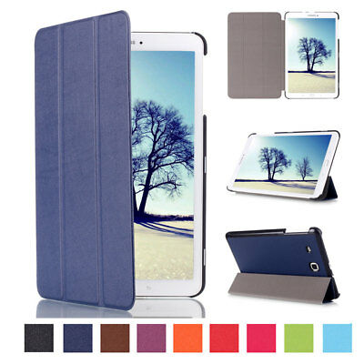 For Samsung Galaxy Tab A 7.0 /8.0 /9.7 /10.1 Flip Leather Stand Hard Case Cover