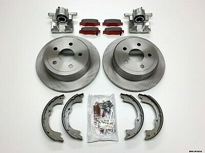 Rear Brakes Large Repair KIT Jeep Wrangler JK 2007-2017 BRK/JK/023A