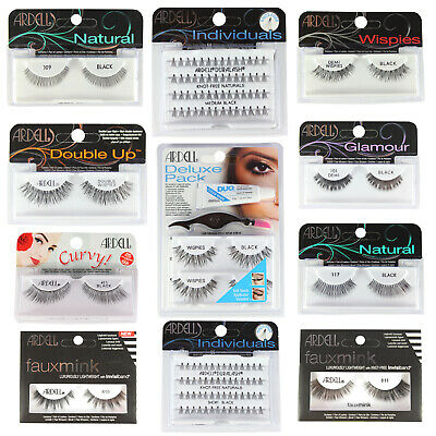 Ardell Lashes Demi Wispies Faux Press On Glamour Individual & Magnetic Eyelashes