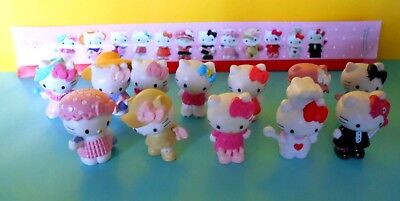 Hello Kitty Collection Sanrio  Sorpresine Preziosi Gadget Completa