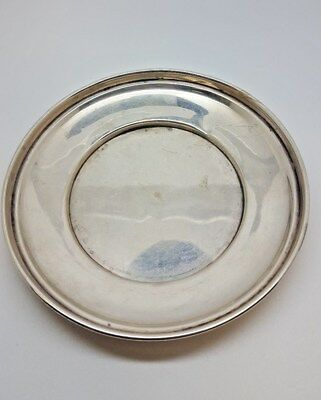 46.15g Silver Antique Pin Tray (5737L)