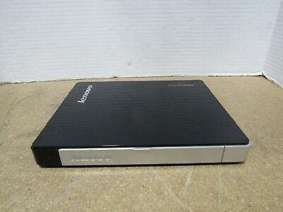 Lenovo Ideacentre Thin Client 2GB 2.13GHz RAM Atom CPU D2700 128GB SSD 31102KU