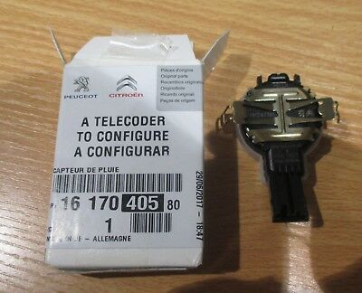 Brand new, genuine Peugeot rain sensor for models 3008 and 5008. 1617040580.