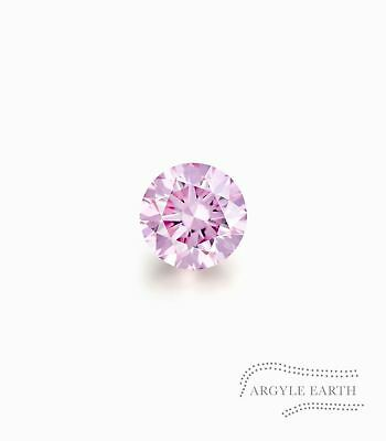 .03ct Authentic Australian Argyle Pink Diamond - 6P