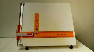 rOtring A2 Drawing Table adjustable backstand
