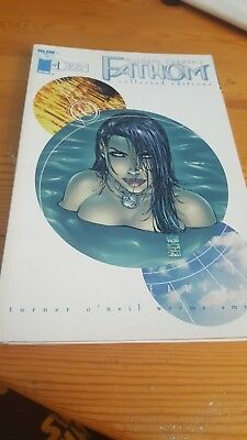 Michael Turner's Fathom collected editions #1 graphic novel