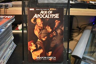 Age of Apoclypse Volume 2 Weapon Omega Marvel TPB Brand New Uncanny X-Force AoA
