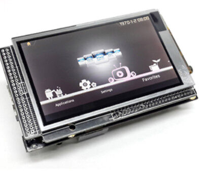 3.5 inch TFT 800*480 Display Monitor capacitive touch screen for cubieboard