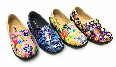 Women's Professional Closed Back Clogs Comfortable Lightweight Rasolli Dannis