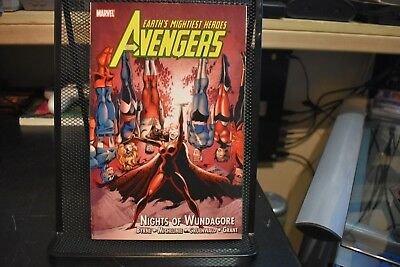 The Avengers Nights of Wundagore Marvel TPB Brand New Byrne Michelinie Gruenwald