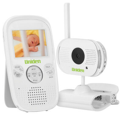 "Uniden 2.3"" Digital Wireless Baby Video Monitor - BW3001"