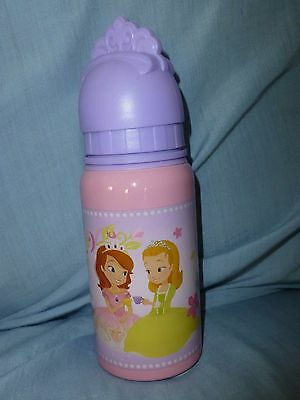 Brand new Disney Princess Sofia the First Aluminum water bottle, thermos