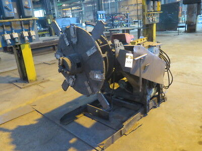 2,500 LB Ransome MDL 25-P Welding Positioner