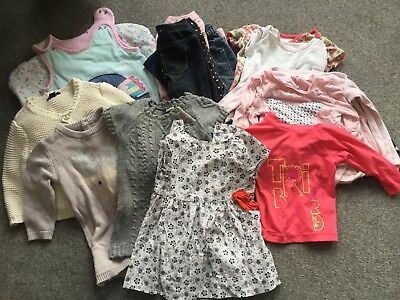 Baby & Toddler Clothing Girls 12-18 Bundle Excellent Condition Mixed Brands Mixed Items & Lots